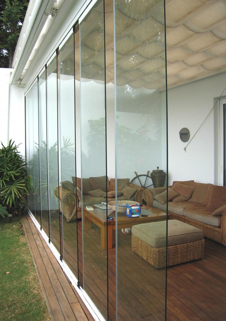 Mugica cierres de cristal cortinas de cristal donostia san sebastian gipuzkoa - Cortinas de cristal opiniones ...